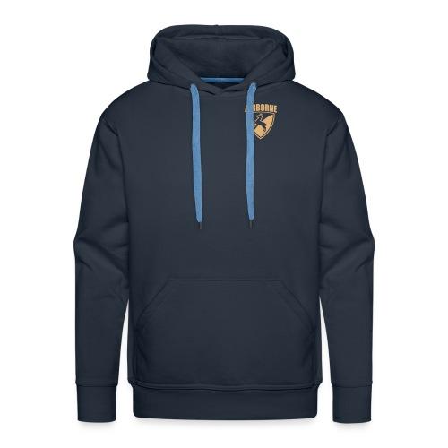 HAF blauw - Men's Premium Hoodie