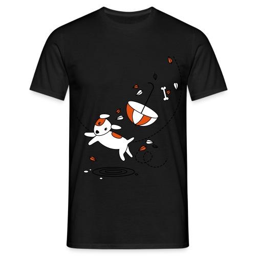 wind & dogs - Camiseta hombre