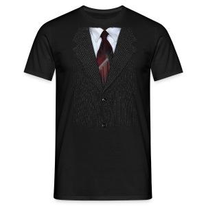Shirt Style T-Shirt - Men's T-Shirt