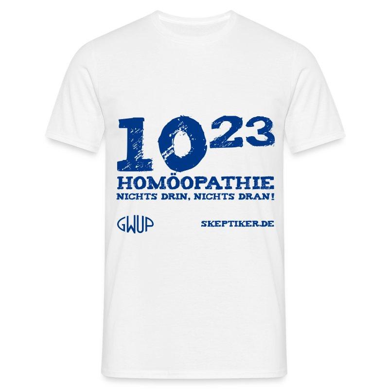 Shirt Rundhals 10.23 - Männer T-Shirt