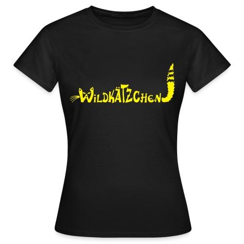 Wildkätzchen - Frauen T-Shirt