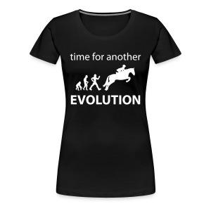 Time Tee - Women's Premium T-Shirt