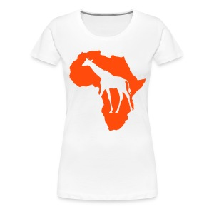 Africa Tee - Women's Premium T-Shirt