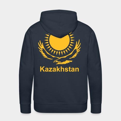 Казахстан - Männer Premium Hoodie