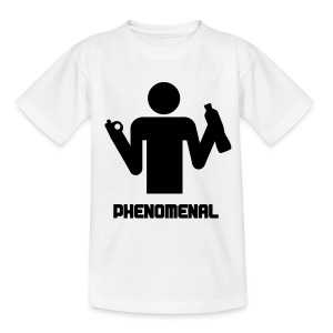 PHENOMENAL Teenage T-Shirt - Teenage T-shirt