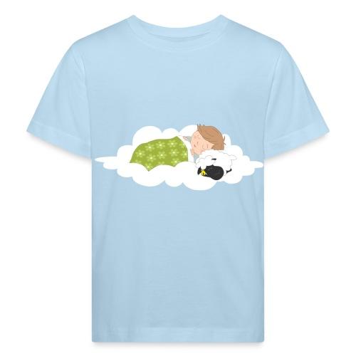 Schlaf, Kindlein, schlaf - Kinder T-Shirt kurzarm - Kinder Bio-T-Shirt