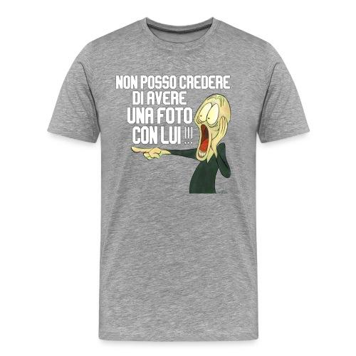 Non Posso Crederci !  - Maglietta Premium da uomo