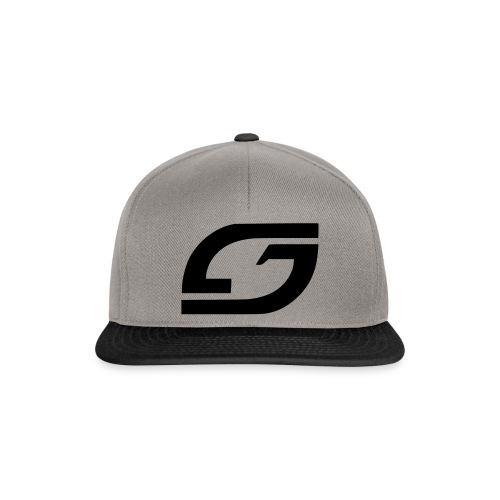 Cap GOS Grise - Casquette snapback