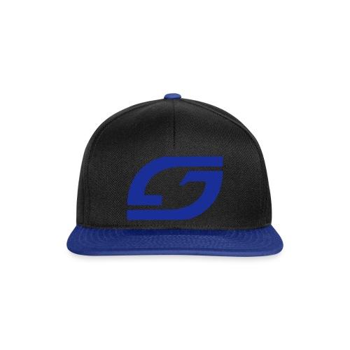 Cap GOS Bleu - Casquette snapback