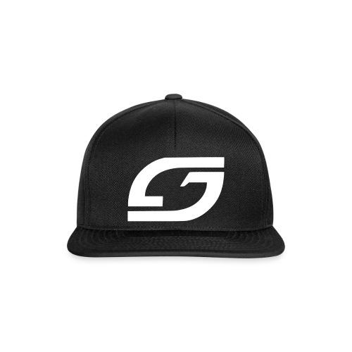 Cap GOS Noire - Casquette snapback