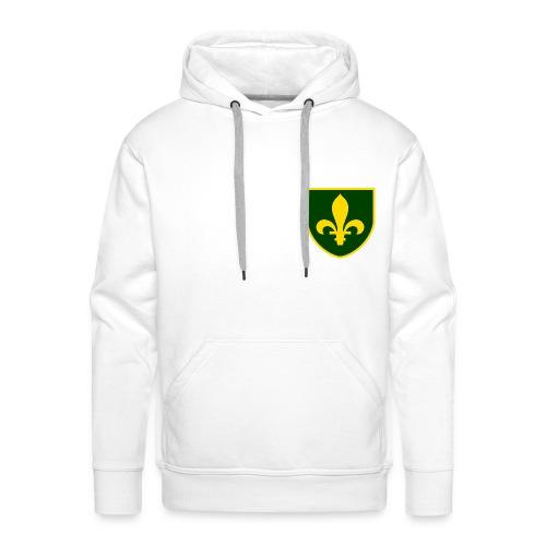 Bosnian Lily - Men's Premium Hoodie