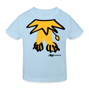 Big Lion - Kinder Bio-T-Shirt