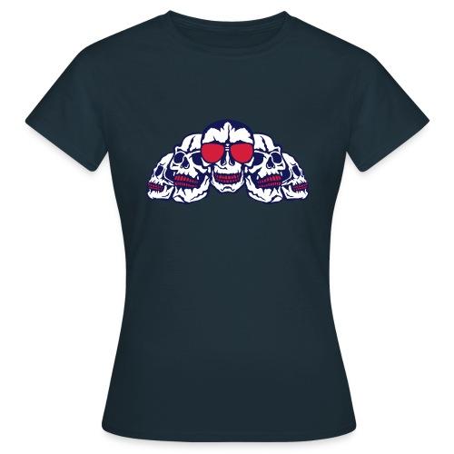 Five Tete de Mort - T-shirt Femme