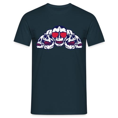 Five Tete de Mort - T-shirt Homme