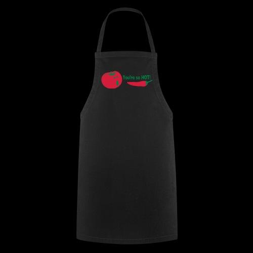 you are so hot (2 couleurs) - Tablier de cuisine