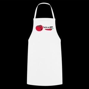 you are so hot (3 couleurs) - Tablier de cuisine