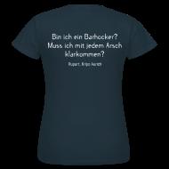T-Shirts ~ Frauen T-Shirt ~ Barhocker-Shirt (Damen)