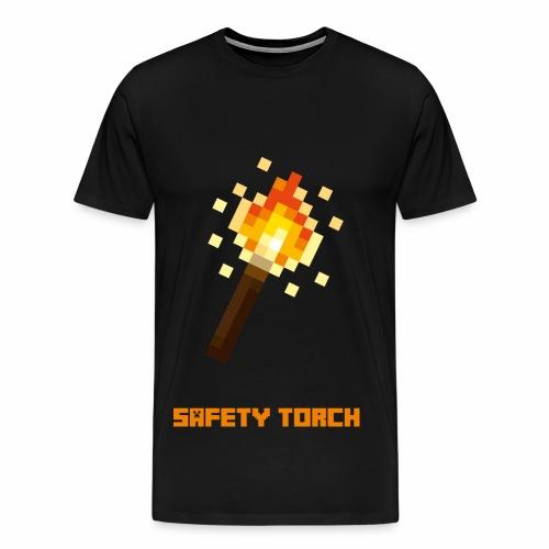 Safety Toarch (schwarz) - Männer Premium T-Shirt