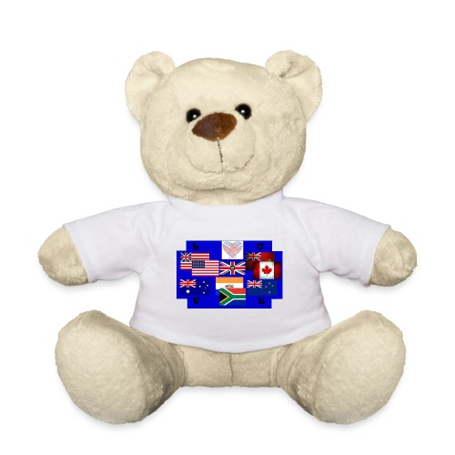 OURS BLANC  PAYS ANGLOPHONES - Nounours