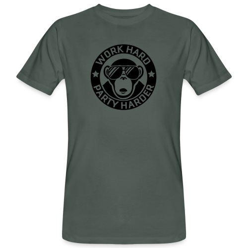 Party Monkey - Men's Organic T-Shirt