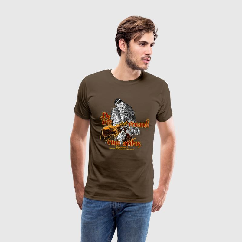falconry T-Shirts - Men's Premium T-Shirt