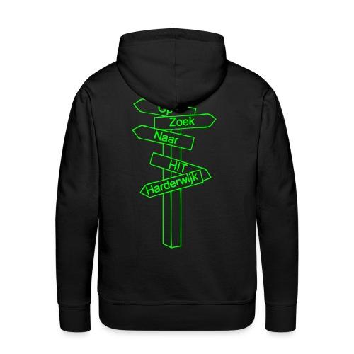 Op zoek naar - Mannen Hoodie, met naam - Mannen Premium hoodie