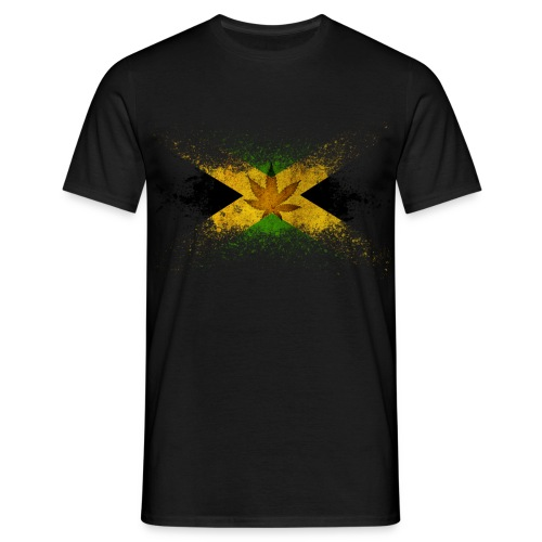 Jamaican Flag - T-shirt Homme