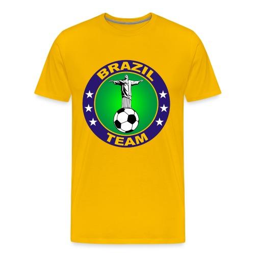Brazil sport 09 - Men's Premium T-Shirt