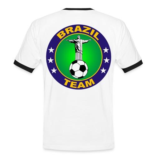 Brazil sport 09 - Men's Ringer Shirt