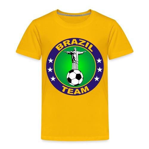 Brazil sport 09 - Kids' Premium T-Shirt