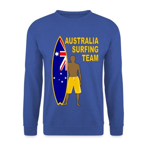 Australia surfing team - Men's Sweatshirt