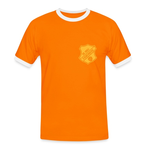 Männer Retro Shirt - Männer Kontrast-T-Shirt