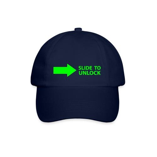 Cappeliino da Baseball Slide to Unlock - Cappello con visiera