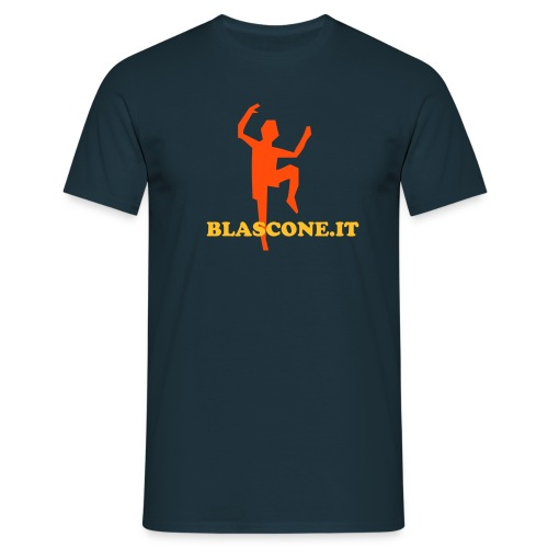 Blascone Logo T-Shirt - Men's T-Shirt
