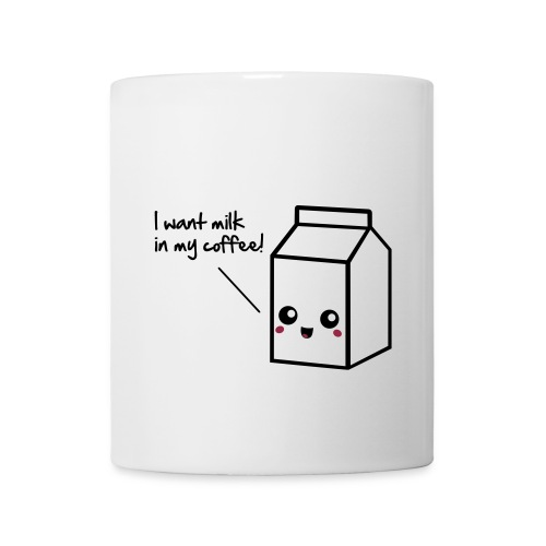 Cute Milk - Tasse