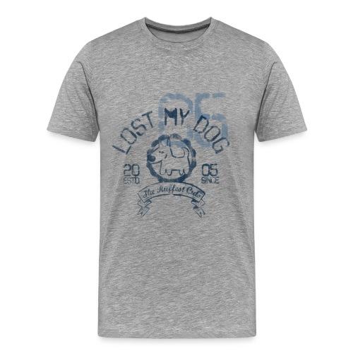 Men's Varsity T - Men's Premium T-Shirt