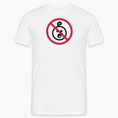 Baby cry free zone, silent 2c T-Shirts