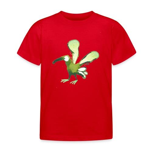 Grünling No.1 - Kinder T-Shirt