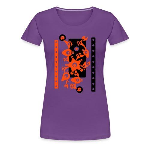 Design 18 10 - Frauen Premium T-Shirt