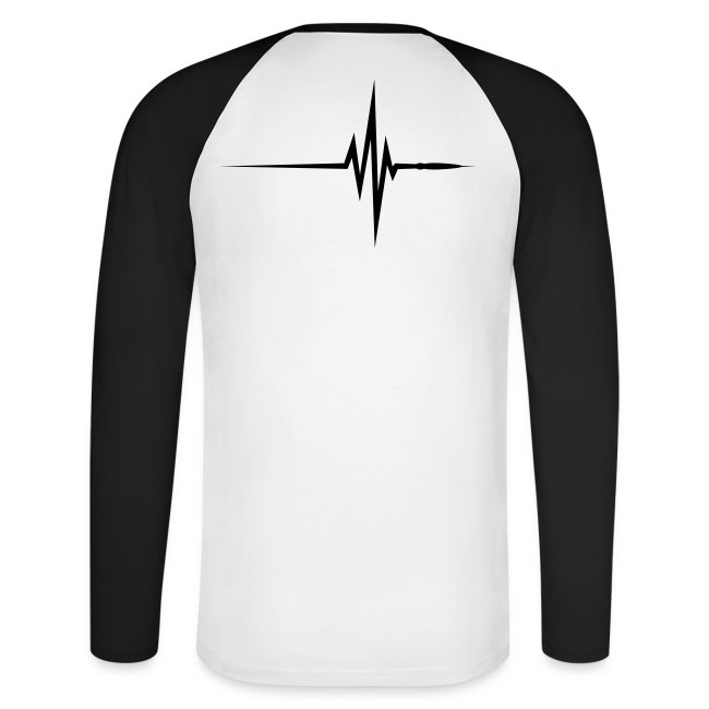 T-shirt baseball manches longues Anonymous