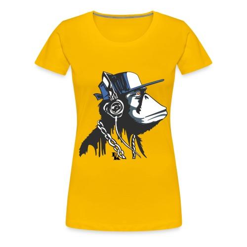 Monkey generation Tee shirt - T-shirt Premium Femme