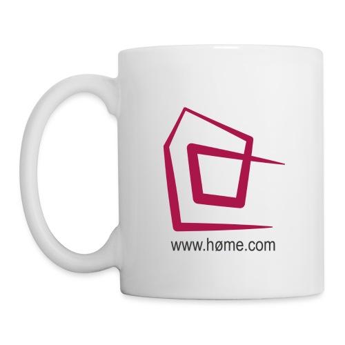 Mug blanc - Votre mug aux couleurs de HØME !