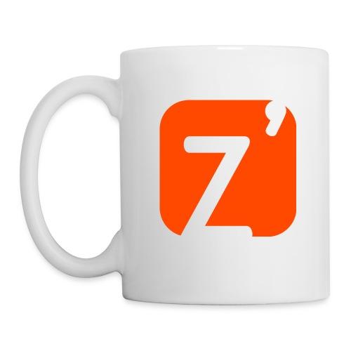 Mug Z' Simple face - Mug blanc