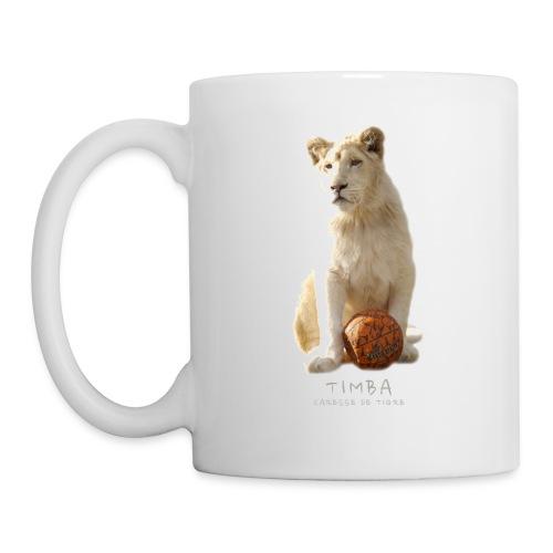 Mug Timba ballon 2 - Mug blanc