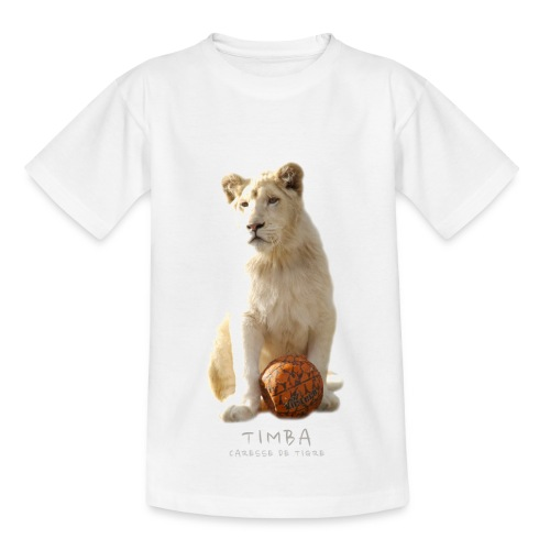 T-Shirt Enfant Timba ballon 2 - T-shirt Enfant