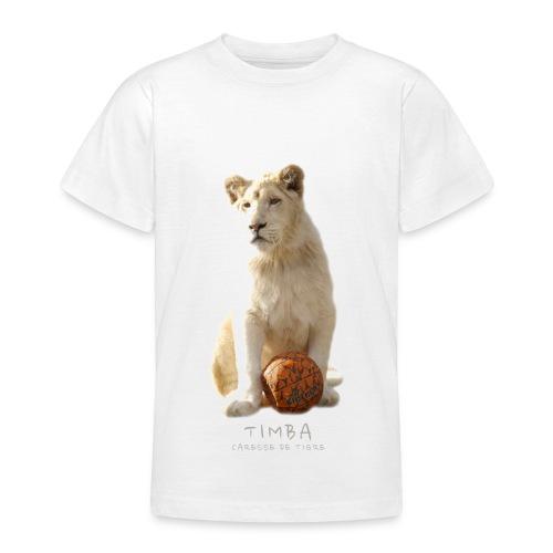 T-Shirt Ado Timba ballon 2 - T-shirt Ado