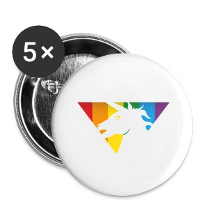 Super Unicorn Badge - Badge moyen 32 mm
