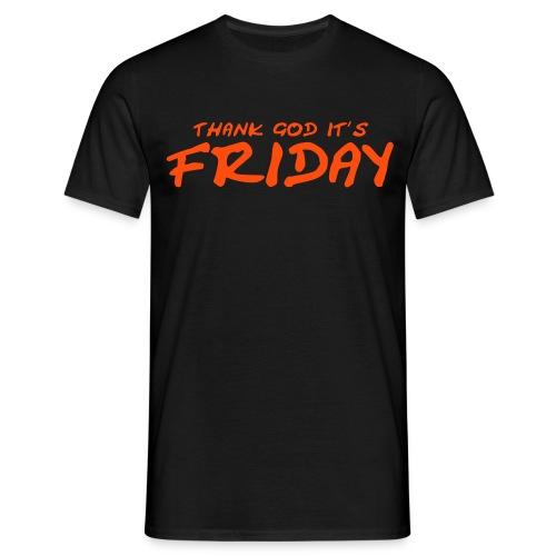 TGIF!! - Men's T-Shirt