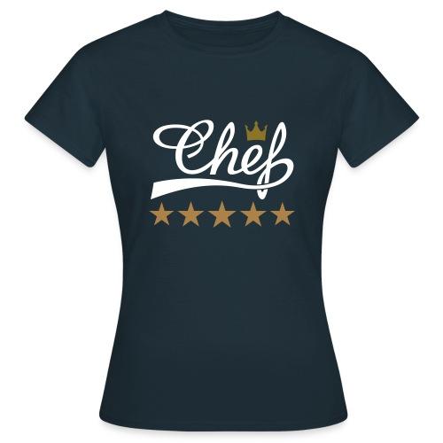T-shirt Femme B&C - T-shirt Femme