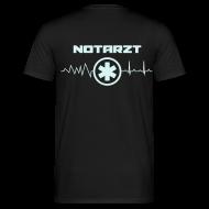 T-Shirts ~ Männer T-Shirt ~ Notarzt T-Shirt (reflex)
